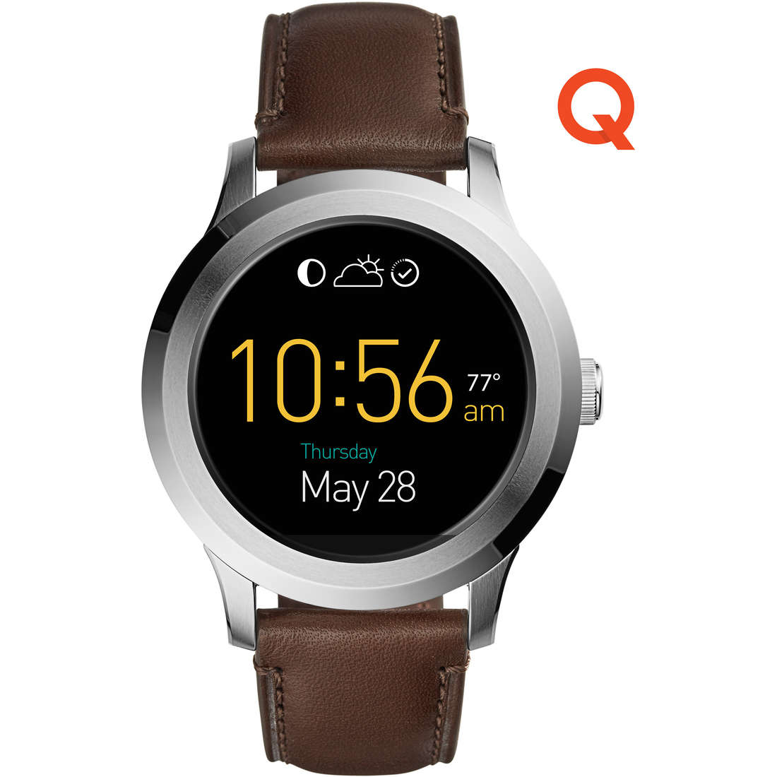 Orologio Smartwatch uomo Fossil Q Founder - FTW2119