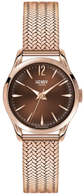 Orologio Henry London Harrow HL25-M-0044