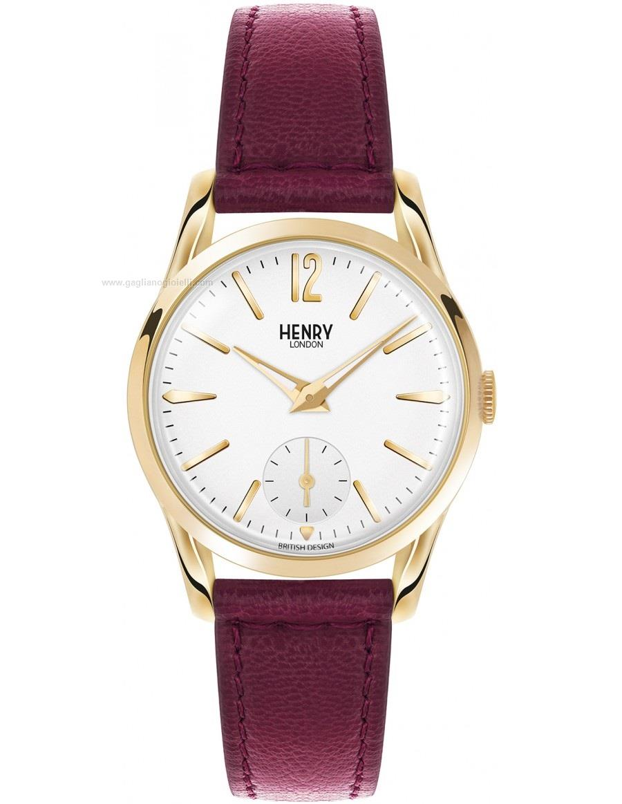 Orologio Henry London holborn HL30-US-0060
