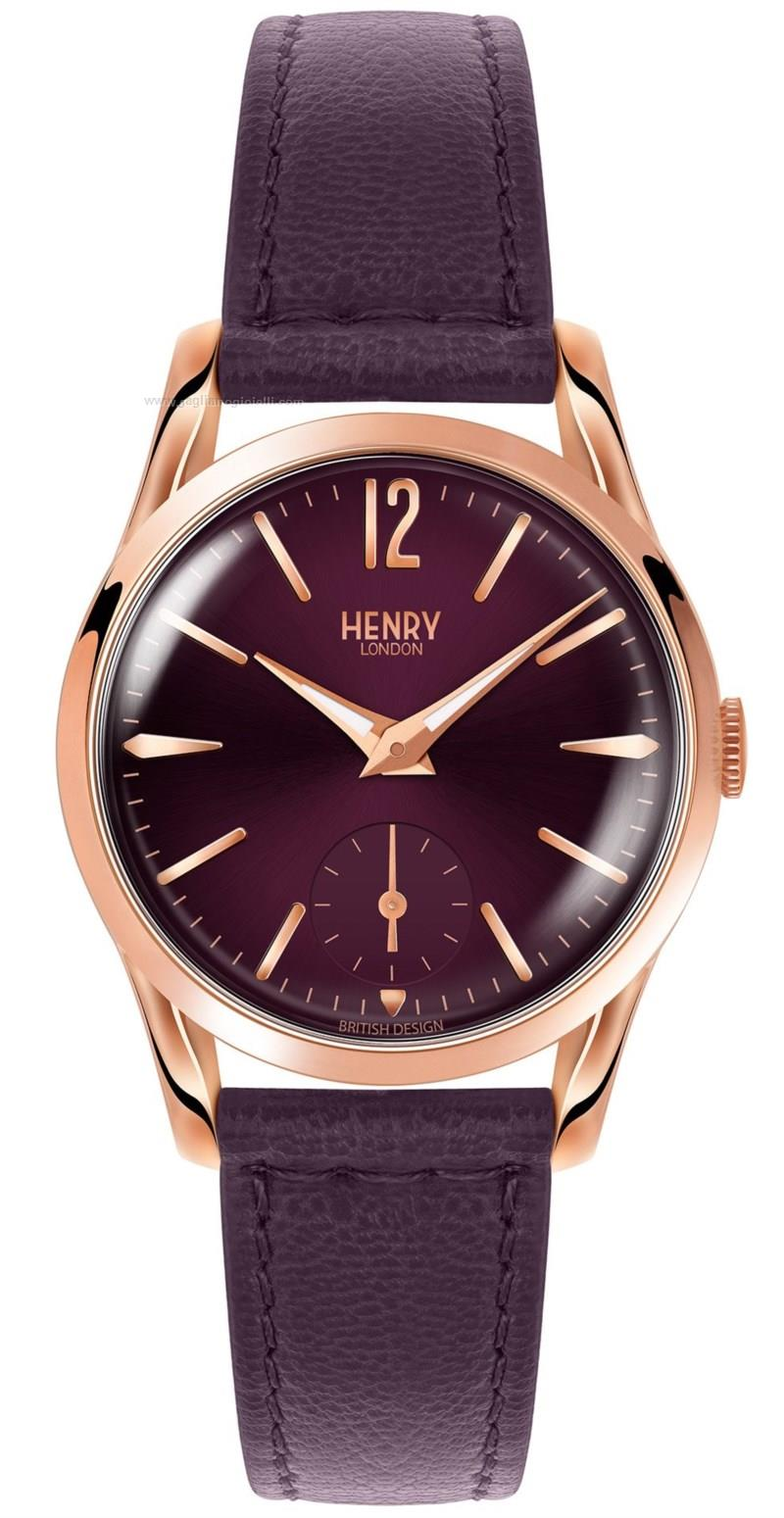 Orologio Henry London hampstead HL30-US-0076