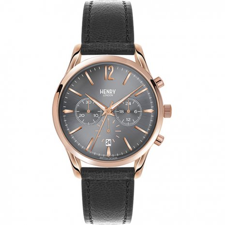 Orologio Henry London Finchley HL39-CS-0122
