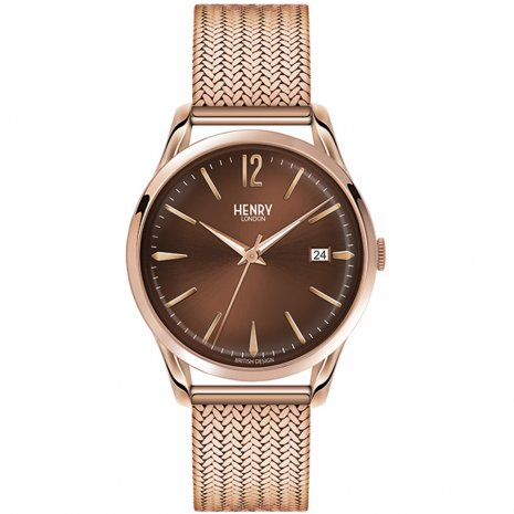 Orologio Henry London HL39-M-0050 Harrow
