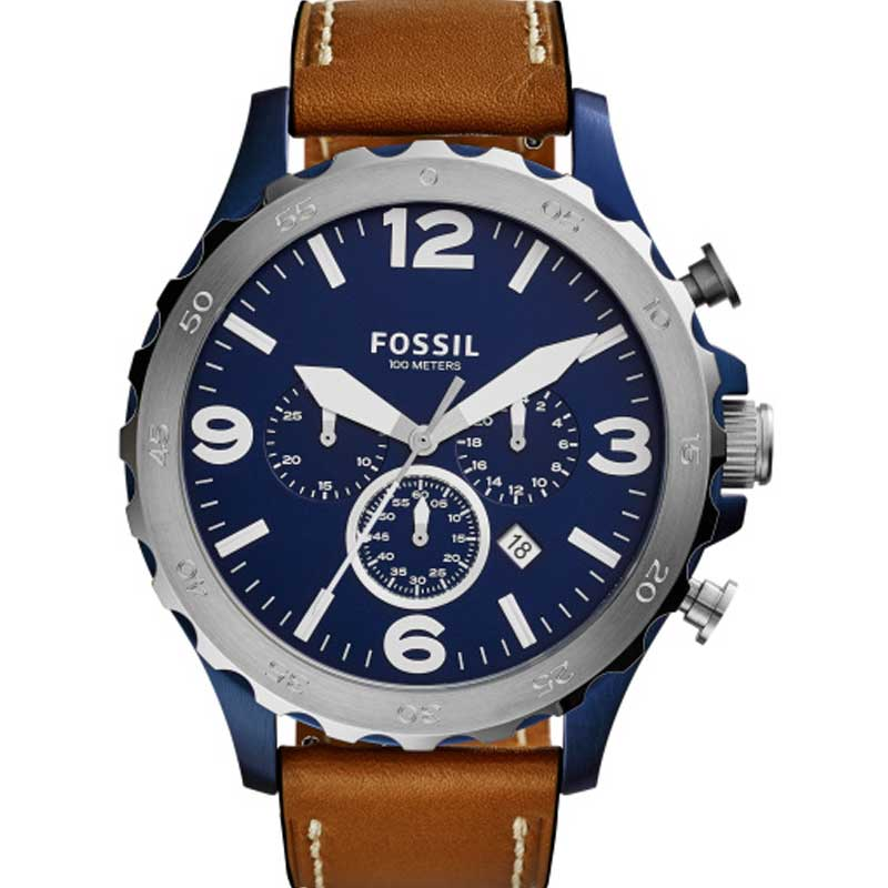 8e3910232 Orologio Fossil Nate Chronograph Mens Watch ^ JR1401 [JR1401] - 169 ...