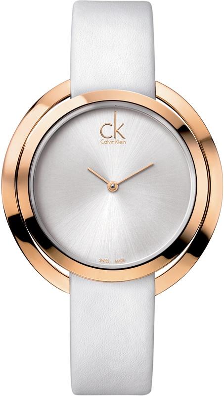 9dc10d2b7d6c8 Calvin Klein Orologio Swiss Made K3U236L6 FS