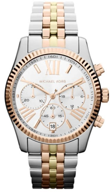 Michael Kors Ladies' Lexington Chronograph MK5735